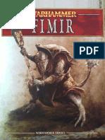 Warhammer Fimir 8th Rules