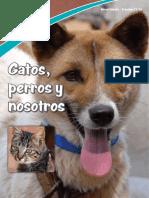 Sp Aae13 Gatos Perros y Nosotros Paquete Educativo 11 14