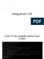 Manual de Integracion LTE David Guiot