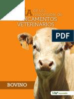 Guía de Uso Responsable de Medicamentos Veterinarios Bovino