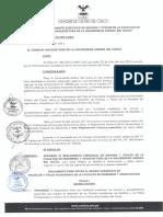 R CU 339 2015 UAC Grados Titulos Ingenieria