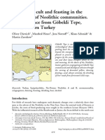 The role of cult and feasting in the emergence of Neolithic communities_New evidence from Göbelki Tepe, south-eastern Turkey.pdf
