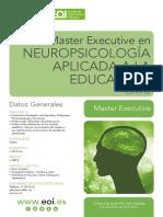 Master Executive Neuropsicologia Online