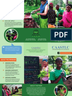 Seeds of Hope Farm Teen Program Brochure 2017