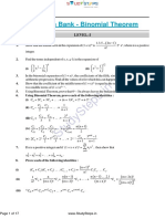 binomial theorum question bank.pdf