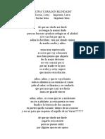 Letras de Canciones Fernando Tovar