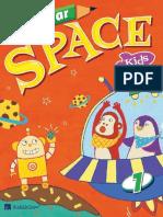 Grammar Space Kids 1