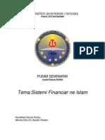 Sistemi Financiar Ne Islam-Hamdi Nuhiju