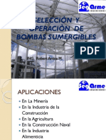 Capacitación Bombas Segarme Ingenieros.