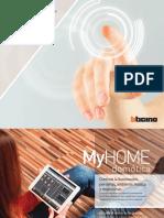 Brochure My Home-domótica