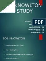 Group-2 Bob Knowlton