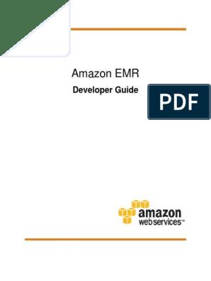 emr-dg | Apache Hadoop | Apache Spark