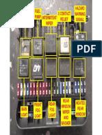 skoda felicia 1995-2001 wiring diagram