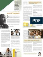 Teaching Tolerance Essay(3)