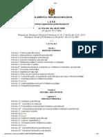 Lege Privind Organizarea Judecătorească Nr.514 Din 1995