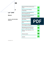 S5 CP544 Communication CPU