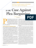 The Case Against Plea Bargaining