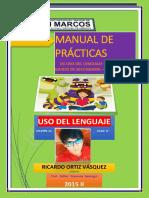 Manual de Uso Del Lenguaje