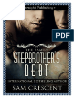 The Family - Livro 01 - Stepbrother_s Debt - Sam Crescent