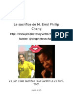 FRENCH - the Sacrifice of Mr. Errol Phillip Chang June 21 - April 20 2001, Contesting the USA Federal Reserve Act Dec 23, 1913.en.fr