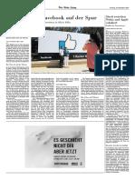 NZZ Schweizer Innovationsaussenposten