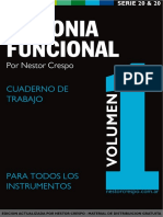 Libro Armonia Funcional 1 - Nestor Crespo Escalas Modales