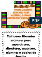 Calaveras Liter Arias Es Meep