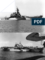WWII Naval Camouflage Patterns