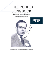 Cole Porter Songbook 40 Hits - Music Cover