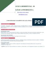 FAFA-018 - HIDRAULICA RESIDENCIAL - 01.pdf