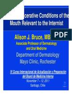 Common Ulcerative Conditions
