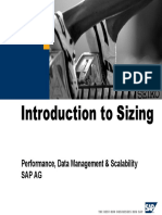 Introduction to Sizing