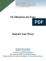 Samael Aun Weor - Os Mistérios Do Fogo
