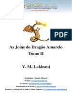 V. M. Lakhsmi – as Joias Do Dragão Amarelo TOMO II (12ª a 20ª)