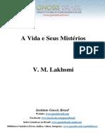 V. M. Lakhsmi – a Vida e Seus Mistérios