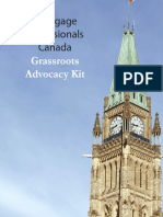 MPC Parliamentary Partners Kit