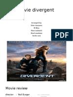 Movie Divergent