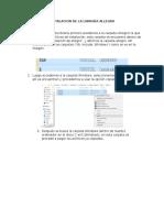INSTALACION DE LA LIBRERÍA ALLEGRO.docx