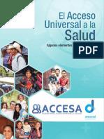 El Acceso Universal a La Salud