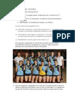 Reglas Basicas Del Voleyball