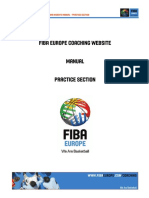 Manual of Practice Section_2009