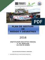 Informe de Riesgos y Desastres Gramalotes 2017
