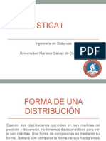 Agudez, Asimetria, Regresión y Correlación.