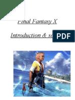 Final Fantasy X   introduction et soluce
