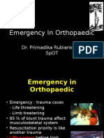 Emergency Ortho