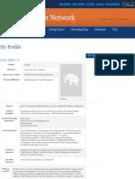 wheaton in network profile
