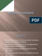 4. Media Transmisi