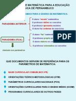 Parametros de Matematica 2