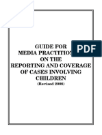 The Guide for Media Practitioners
