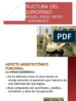 Estructura Del Quirofano